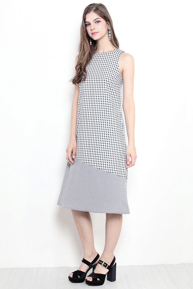 Aleah Dress Gingham