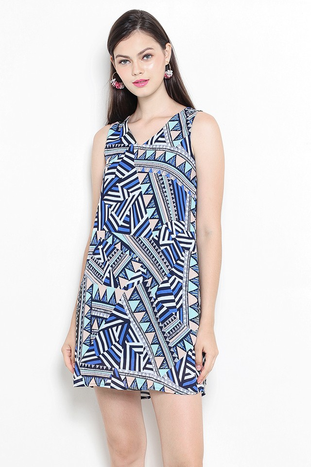 Islander Dress Tribal
