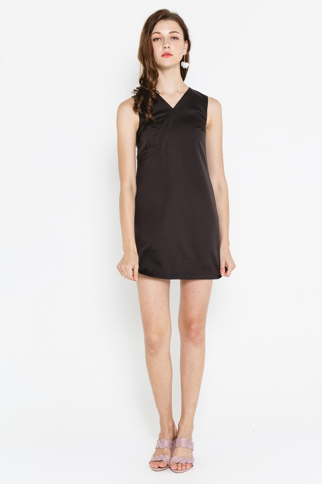 Anthea Dress Black