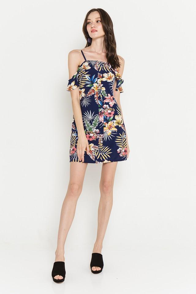 Ainsley Dress Tropic