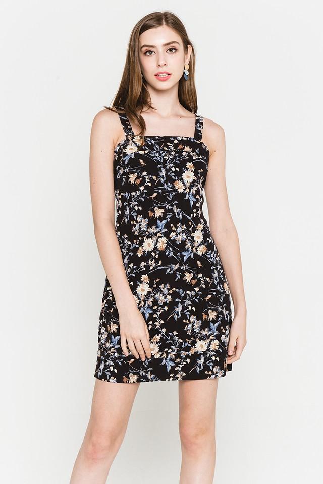 Mildred Dress Black