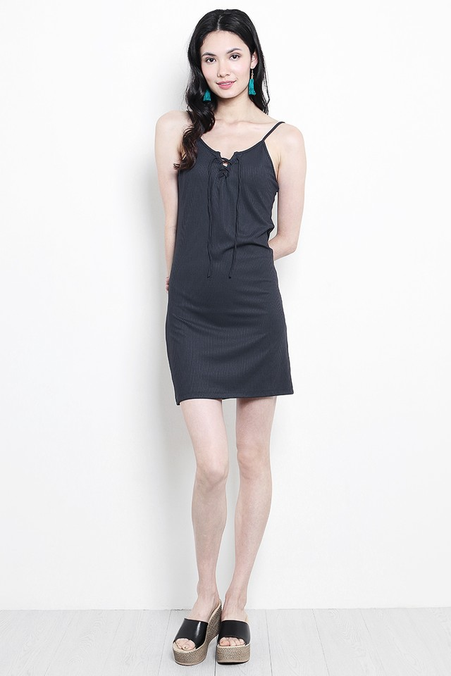 Maine Dress Navy