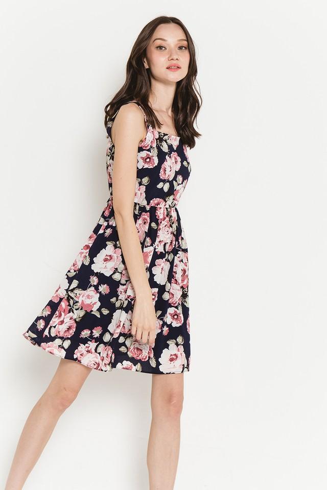 Amandine Dress Vintage Floral