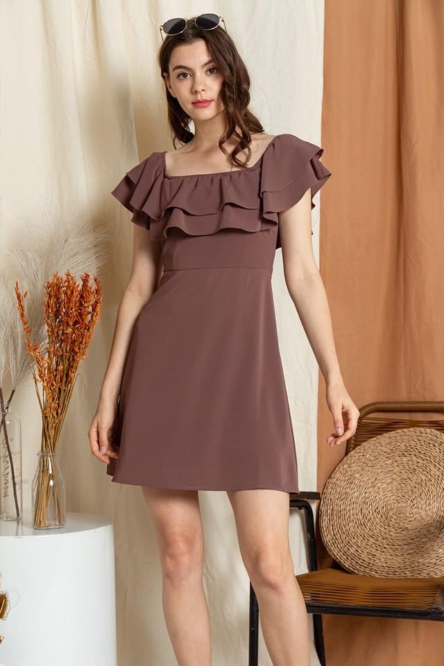 Jayla Dress Mauve