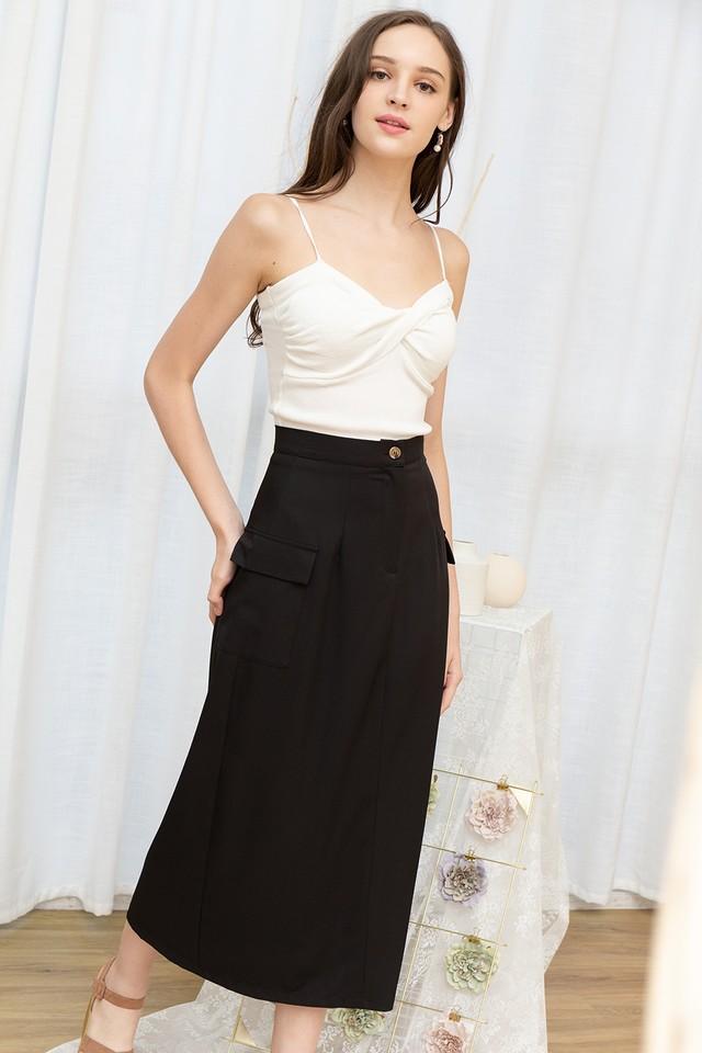 Haylee Skirt Black