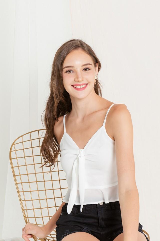 Katerina Top White