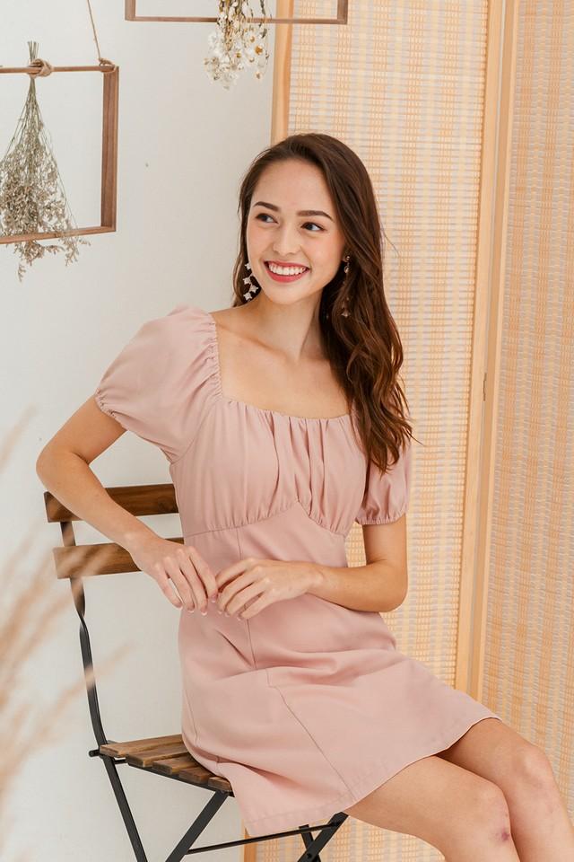 Zenna Dress Pink