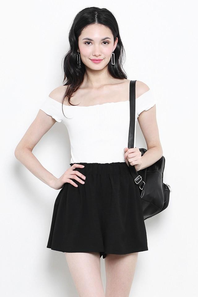 Tasha Shorts Black