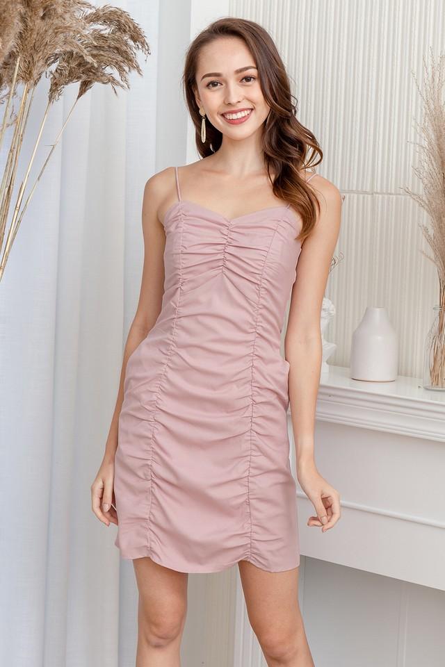 Mazie Dress Pink