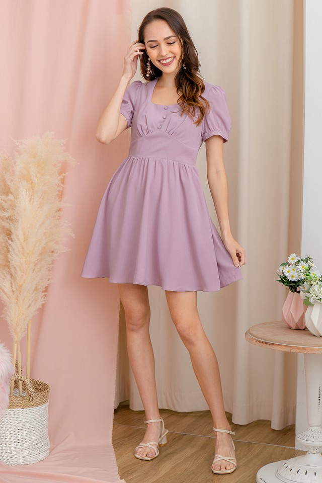 Orinna Dress Rose