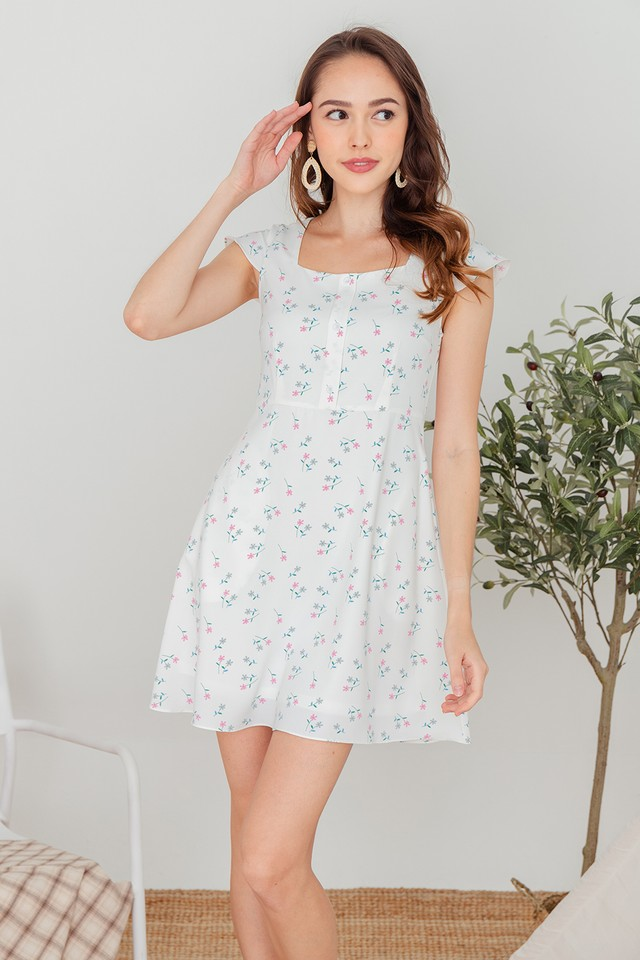 Wylinn Dress Floral