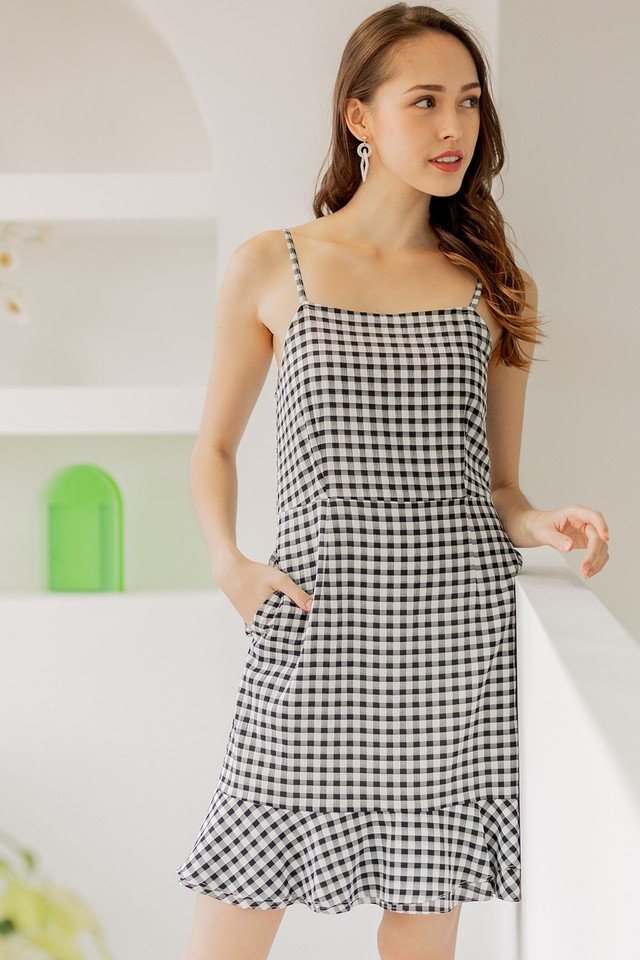 Leia Dress Gingham
