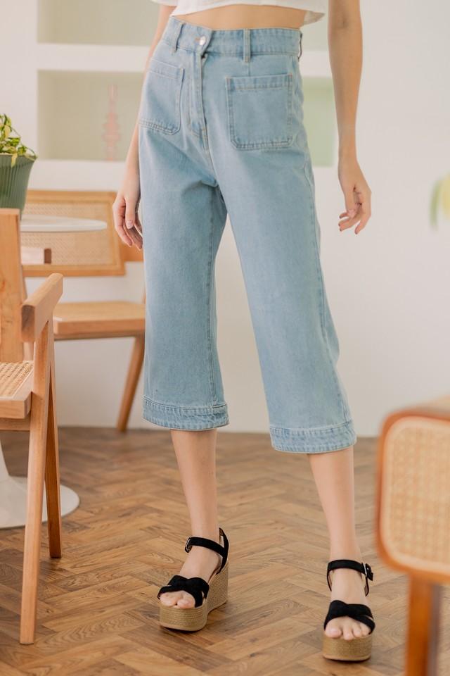 Albany Denim Jeans Light Wash