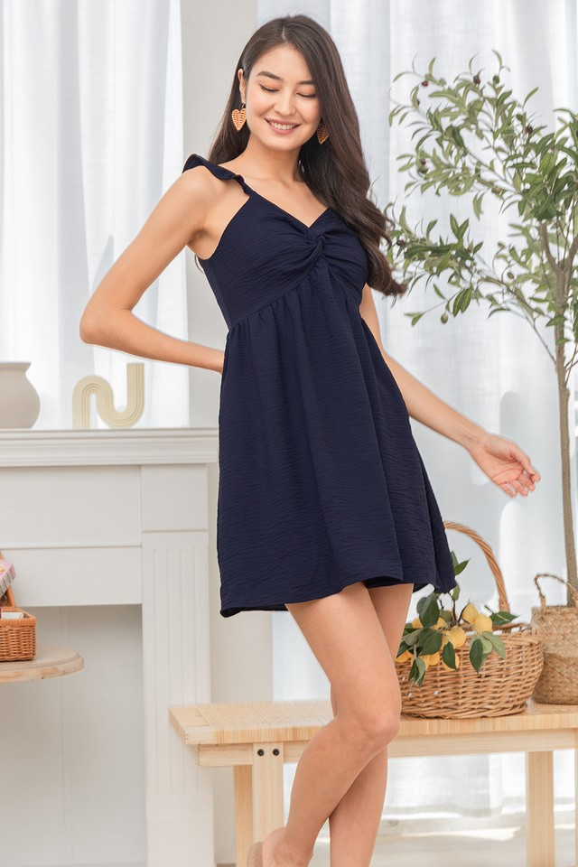 Holden Dress Navy