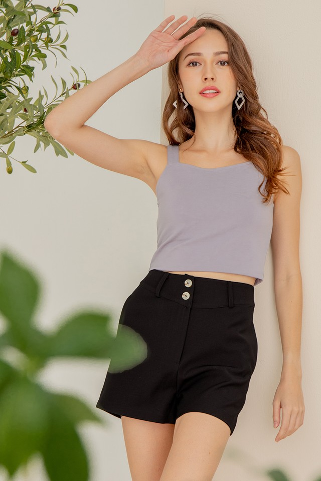 Erina Top Dusty Lilac