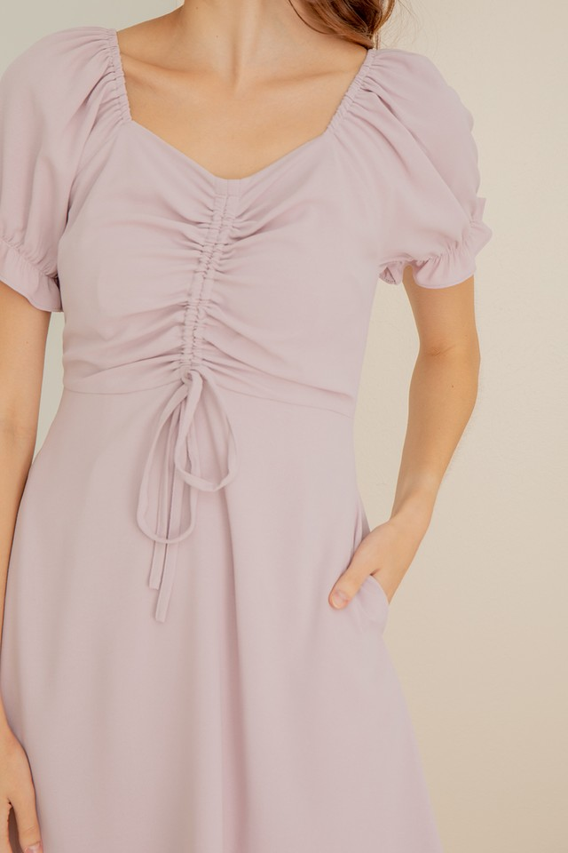 Carl Dress Sweet Pink
