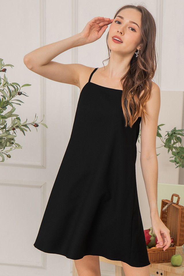 Daisee Dress Black