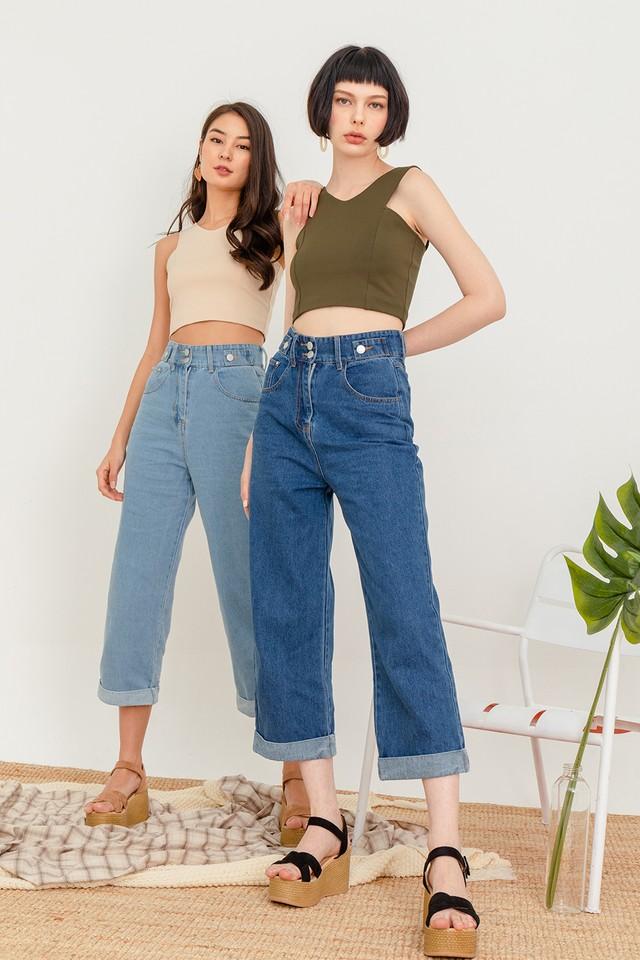 Brogan Denim Jeans Dark Wash