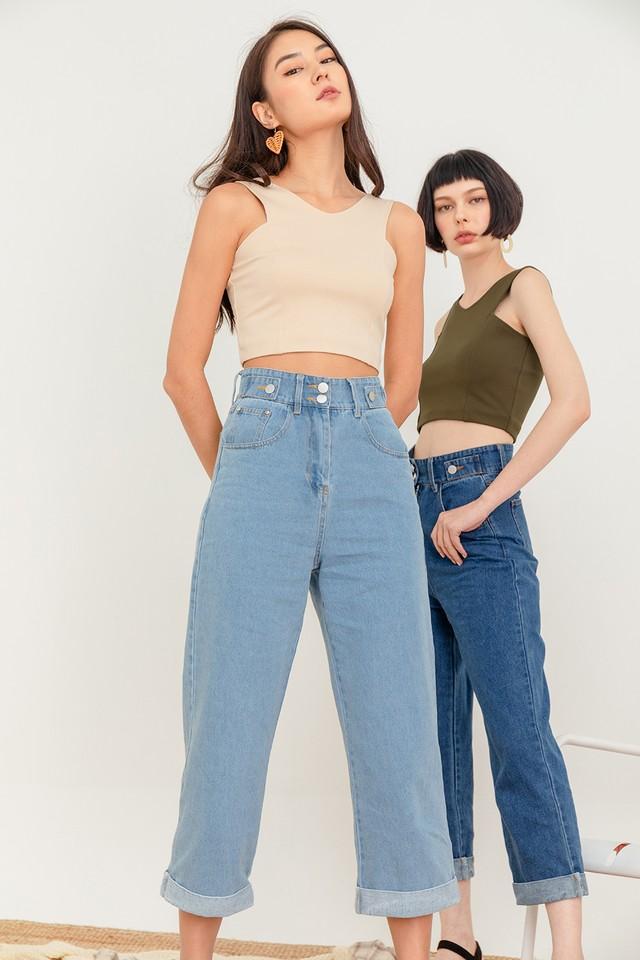 Brogan Denim Jeans Light Wash