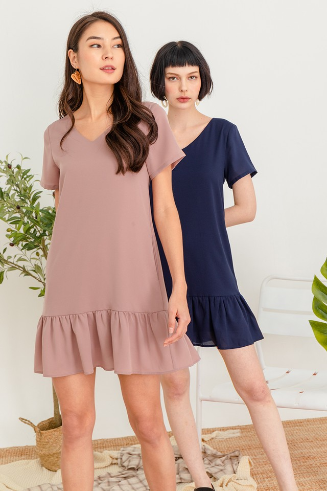 Aimma Dress Dusty Pink