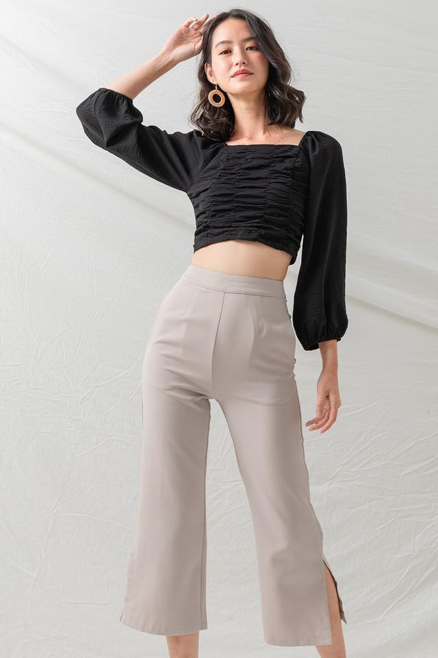 Alana Culottes Grey