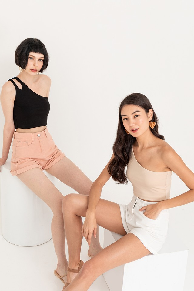 Ace Shorts Candy Pink