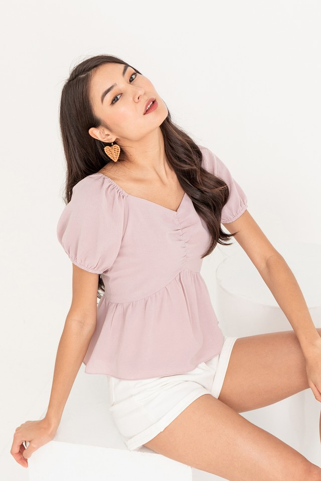 Jace Top Pink