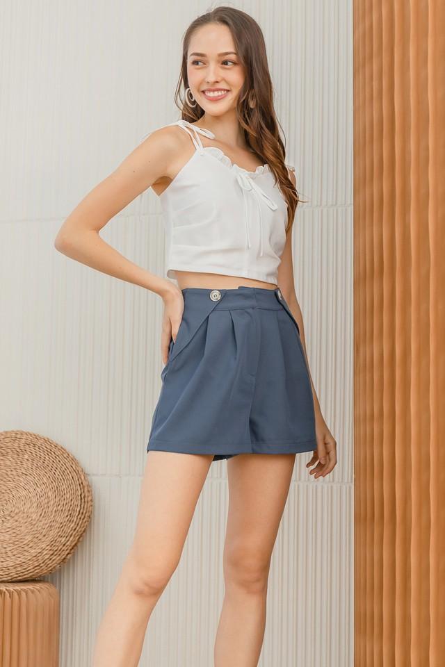 Jordie Shorts Ash Blue
