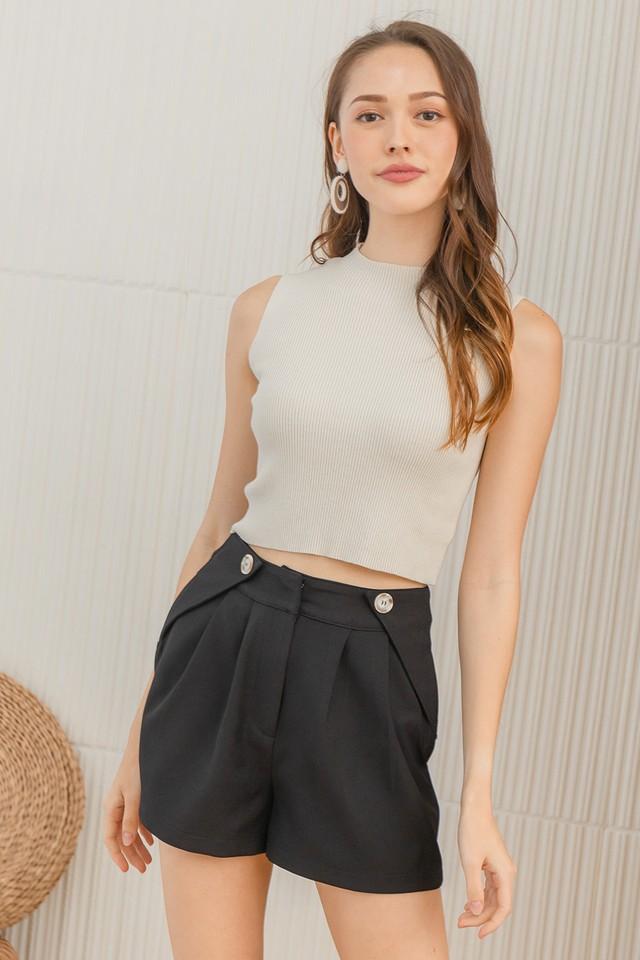 Jordie Shorts Black