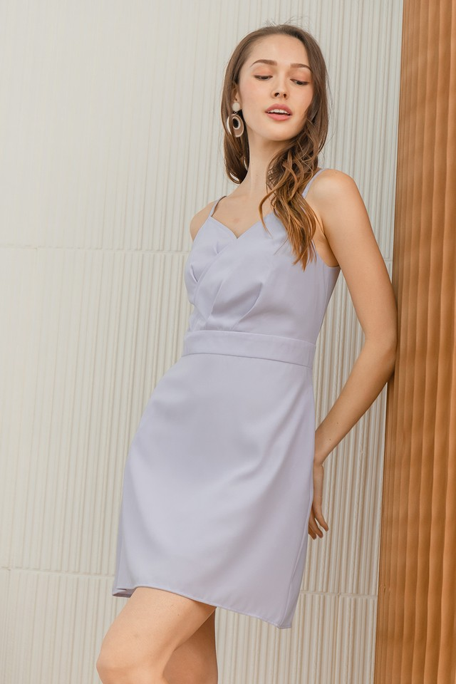 Brendan Dress Lilac