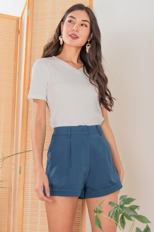 Korri Shorts Ash Blue