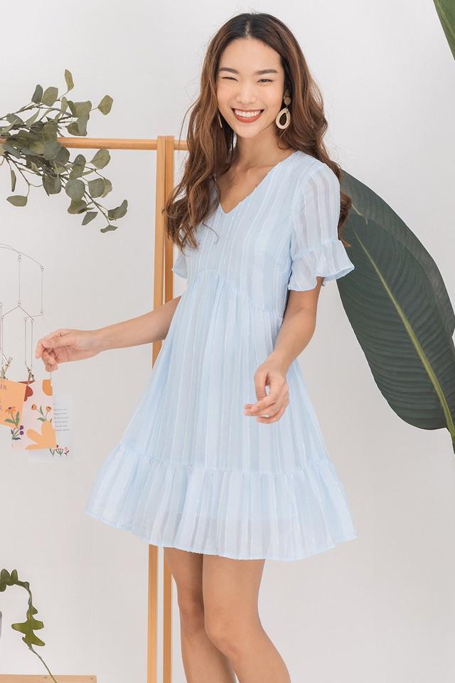 Wallis Dress Baby Blue