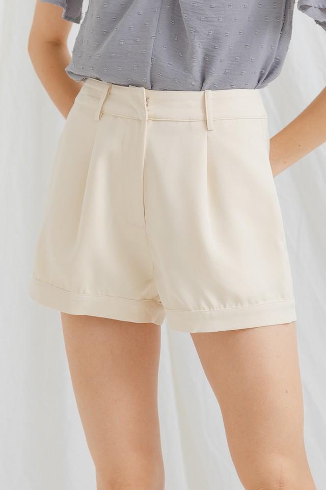 Korri Shorts Vanilla