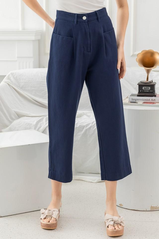 Kamika Denim Pants Navy