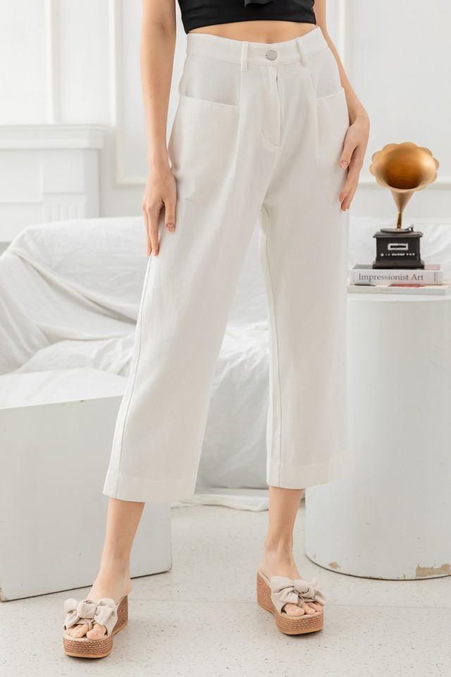 Kamika Denim Pants White