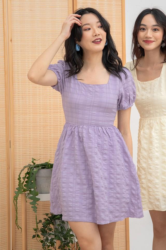 Jetta Dress Taro
