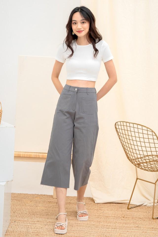 Eldon Denim Jeans Sleek Grey