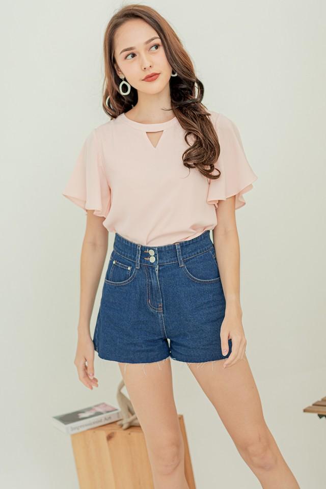 Leron Top Pink