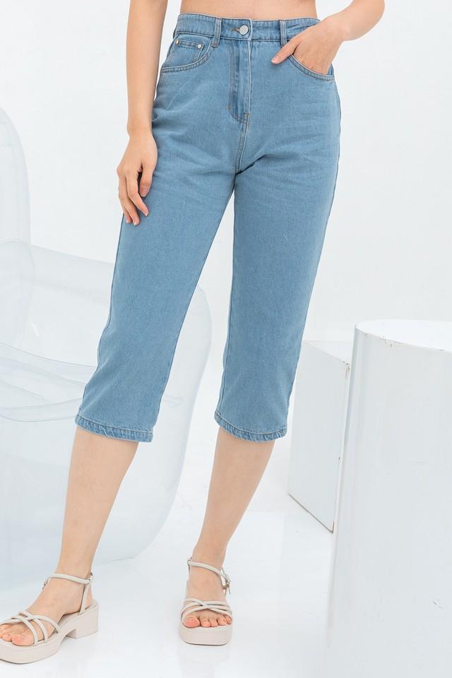 Milena Denim Jeans Mid Wash