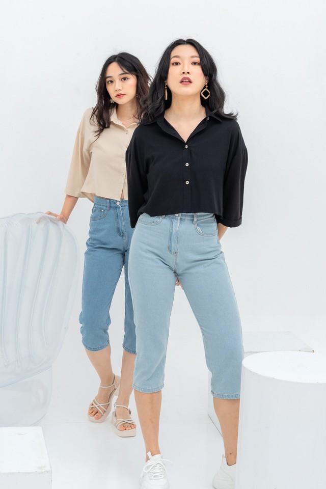 Milena Denim Jeans Light Wash
