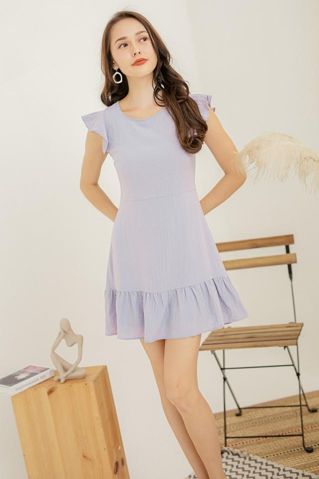Ayla Dress Taro
