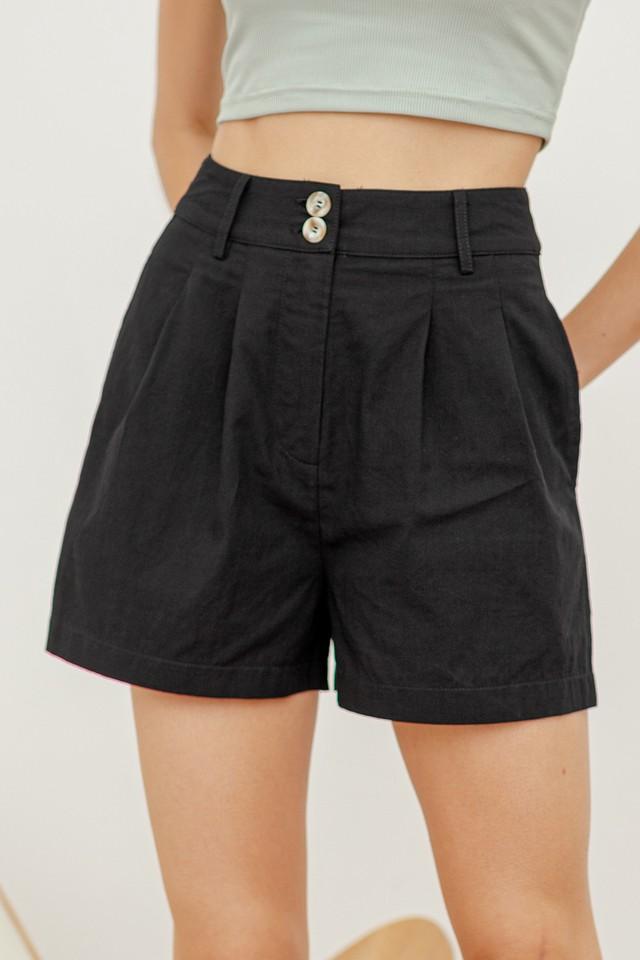 Jen Shorts Black