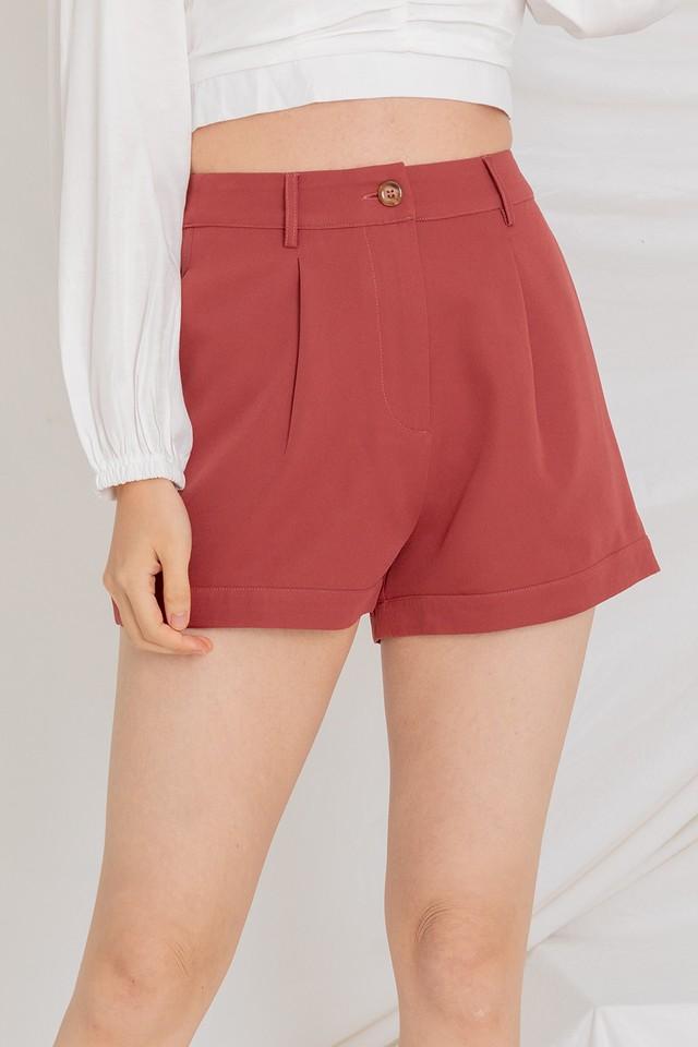 Tenrie Shorts Redwood